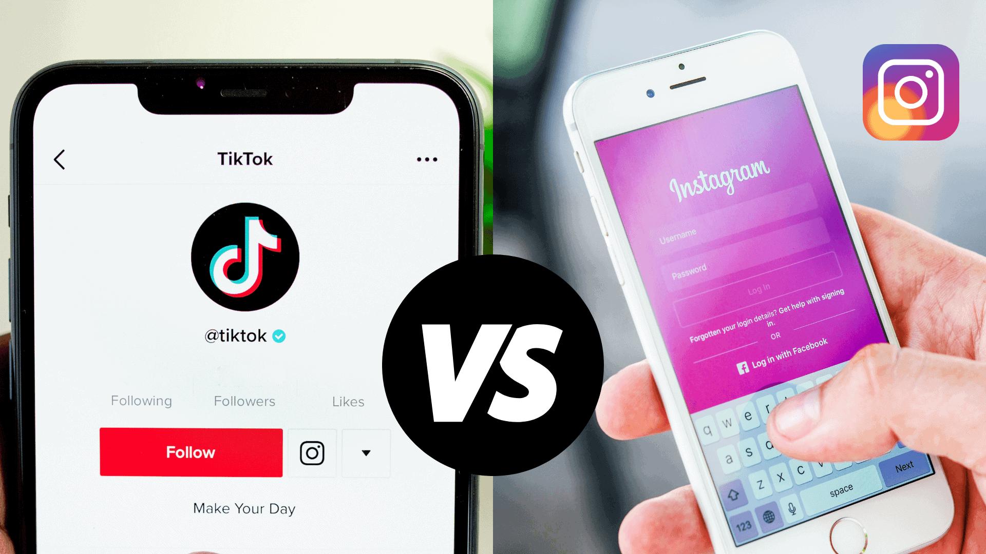 Instagram vs TikTok 2020 Cara Menangkap Peluang Bisnis di Instagram dan TikTok